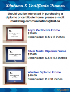Diploma & Certificate Frames